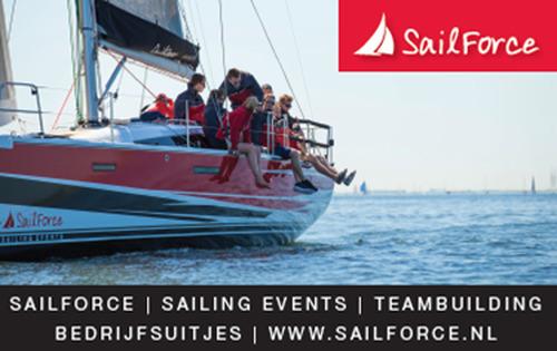 Zeilen in Zeeland met Sail Force